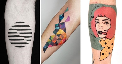 25+ Simple Tattoo Ideas Offering Creative Ways to Say More with Less