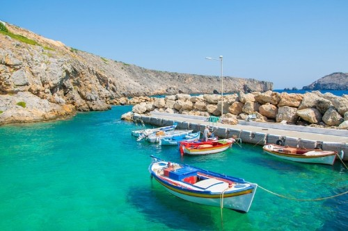 This Greek Island Will Pay You and Your Family to Move There