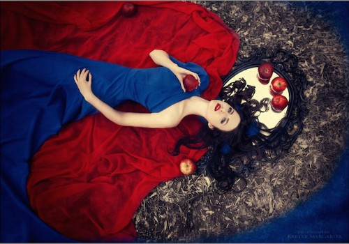 Russian Photographer Creates Stunning Visual Narratives Inspired by Fairytales