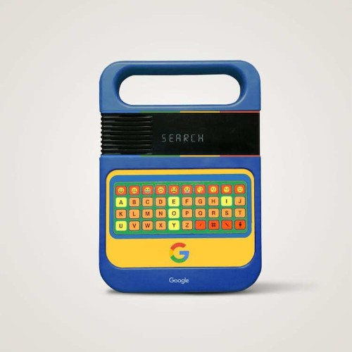 Designer Reimagines How Today's Online Apps Would Have Looked Like as '80s Gadgets
