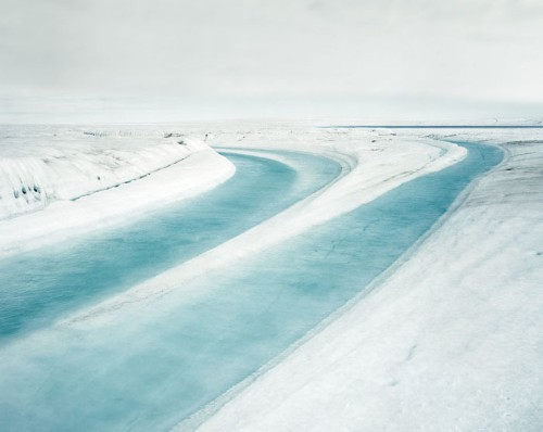 Greenland's Beautiful Icy Landscapes