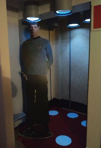 Star Trek Superfan Transforms Basement into Starship Enterprise