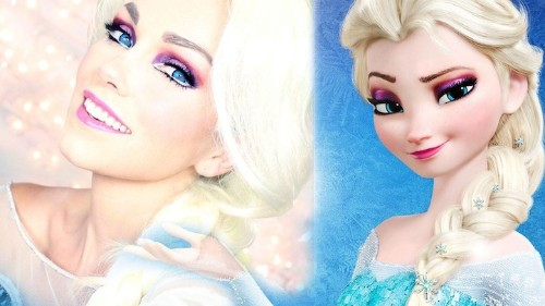 Hollywood Make-Up Artist Transforms Into Pop Culture Characters