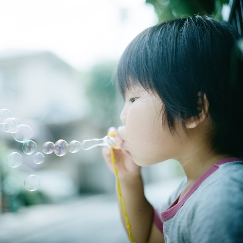 Hideaki Hamada Continues to Document His Sweet Sons Growing Up in Japan