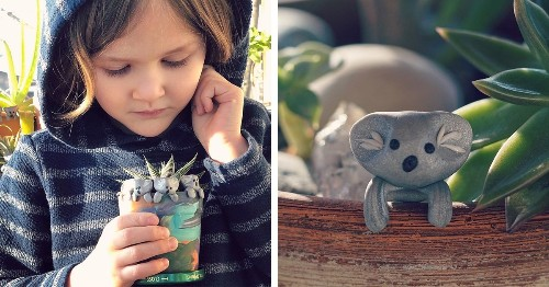 6-Year-Old Raises Over $250K for Australian Bushfires by Making Cute Clay Koalas