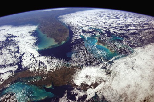 Captivating Photos of Our Planet from an Astronaut's Perspective in Space