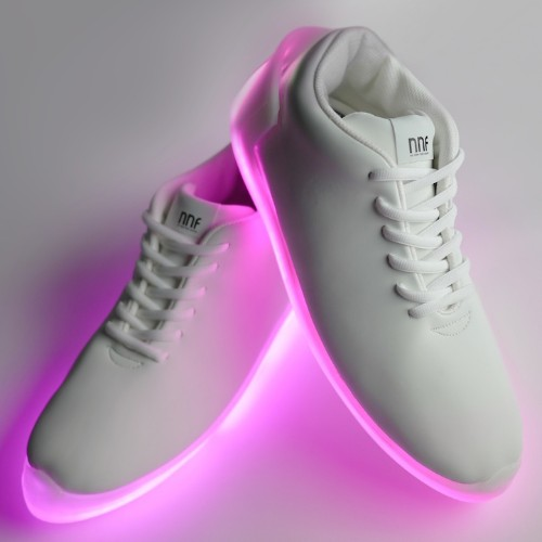 Revolutionary Smart Shoe Allows Artists and Performers to Express Themselves On-The-Go