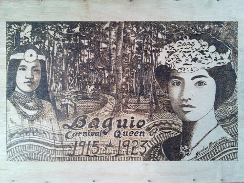 Artist Uses the Power of the Sun to Etch Pyrography Drawings