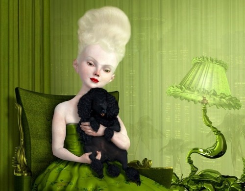 Digital Art Masterpieces – Ray Caesar (15 pieces)
