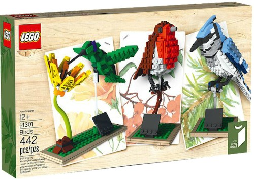 LEGO Enthusiast's Bird Models Will Soon Hit the Shelves