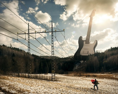 New Reality-Flipping Photos by Erik Johansson