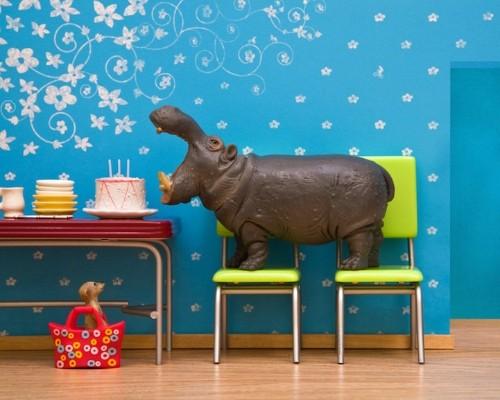 The Secret Life of Plastic Toy Animals