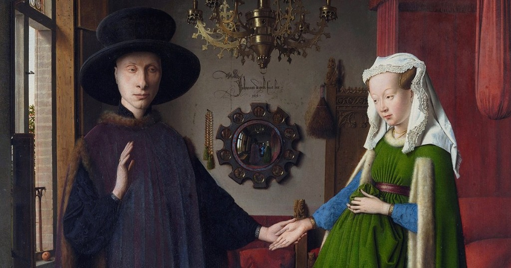 How to Decipher the Symbolism in Jan van Eyck's Famous 'Arnolfini Portrait'