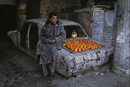 Incredible Photos of Faraway Places by Steve McCurry
