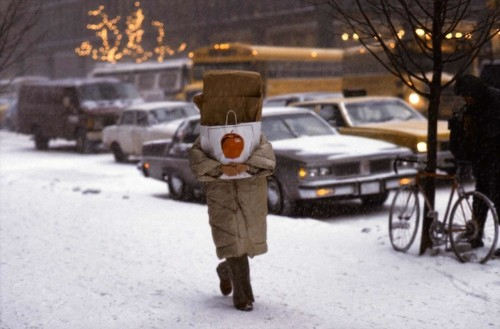 Fascinating Photos of New York City in the Early 1980s