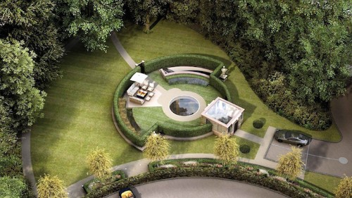 Luxurious Eco-Friendly Mansion Exists Entirely Below Ground