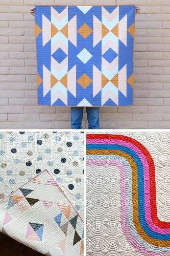 22 Contemporary Quilt Patterns to Add a Stylish Touch to Your Cozy Home