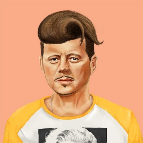 World Leaders Hilariously Re-Imagined as Hipsters