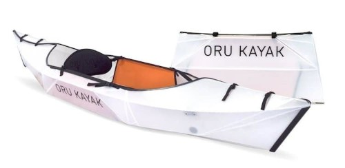 Revolutionary Portable Kayak Unfolds in 5 Minutes for Endless Fun on the Water