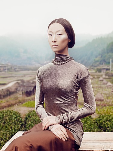 Enchanting Fashion Story in Guizhou, China
