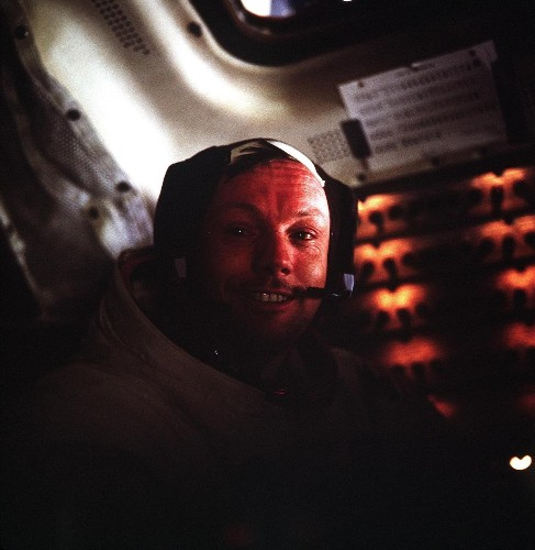 Why Neil Armstrong Was Chosen as the First Man to Walk on the Moon