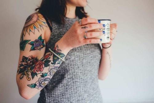 40+ Ideas de tatuajes creativos que llevarán tu arte corporal a otro nivel