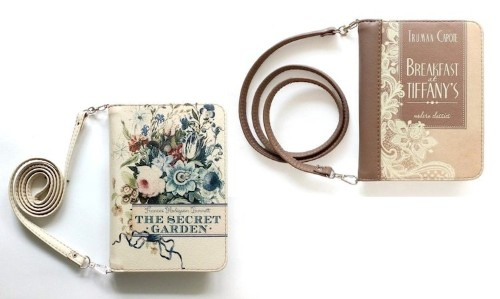 Novel Purses Let You Bring Beautiful Books with You Wherever You Go
