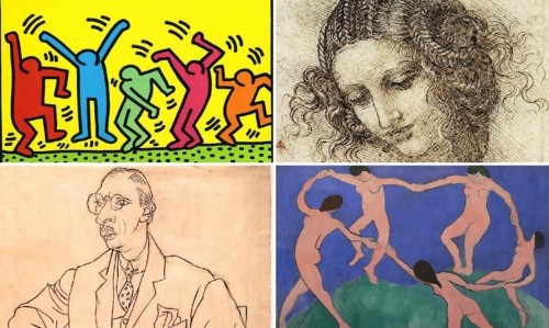 Art History: What is Line Art?