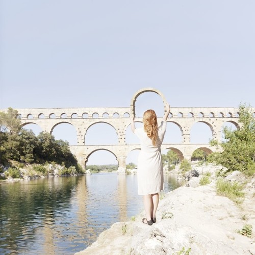 One Photographer's Playful Journey Through 25 Historic Sites in France