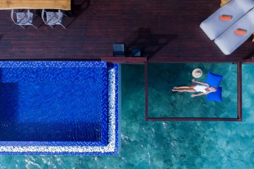 You Can Sleep Suspended Over the Ocean When You Stay at This Hotel