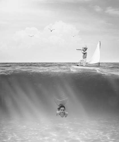 Winners of the B&W Child Photography Contest Capture the Universal Essence of Childhood