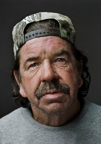 Thought-Provoking Portraits of Homeless People in the South