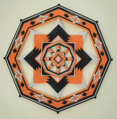 Colorful 'Ojo de Dios' Celebrate the Art of Handwoven Mandalas
