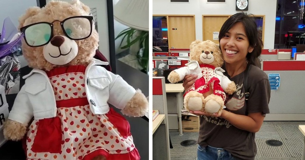 Ryan Reynolds Helps Reunite Woman With Stolen Teddy Containing Voice Recording of Her Late Mother