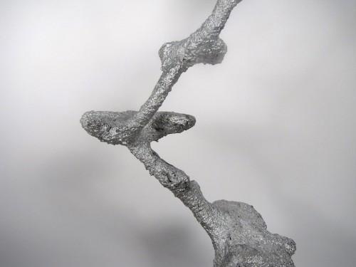 Amazingly Complex Ant Hills Cast as Aluminum Sculptures