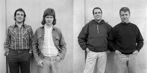 Photographer Captures Portraits of Strangers He Met on the Streets 25 Years Later
