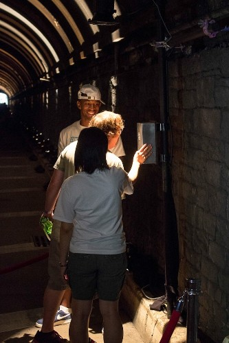 New Voice-Activated Light Show in NYC's Park Avenue Tunnel