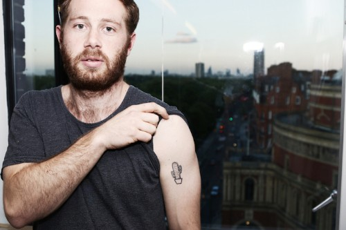 Tattooing Machine Allows Individuals to Draw Simple-Yet-Meaningful Tattoos on Themselves