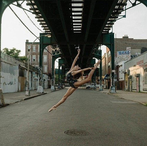 Beautifully Elegant Ballerinas Take to the Streets in the Ballerina Project