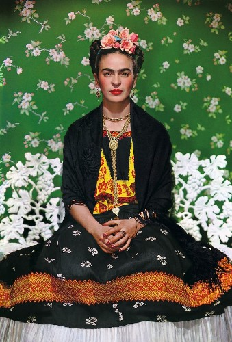 Largest Frida Kahlo Exhibit in 40 Years Comes to Chicago in 2020