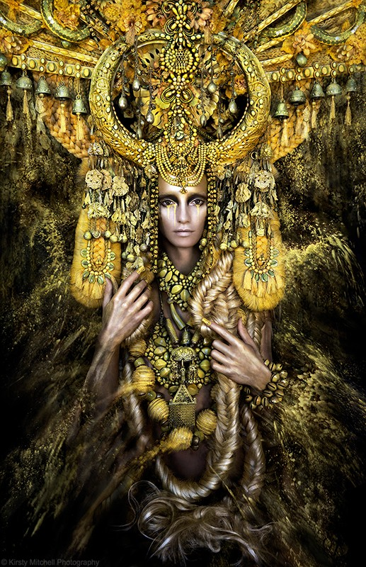 Goddess cover image