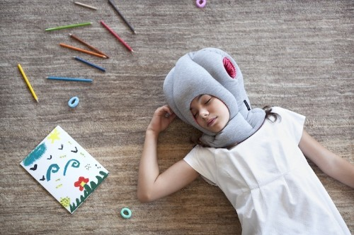 New Ostrich Pillow Junior Lets Kids Nap Anywhere