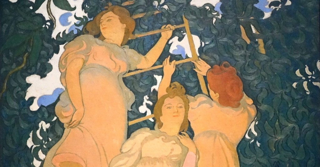 """Meet Les Nabis, the """"Prophets of Modern Art"""" Who Transformed Turn-Of-The-Century Painting"""