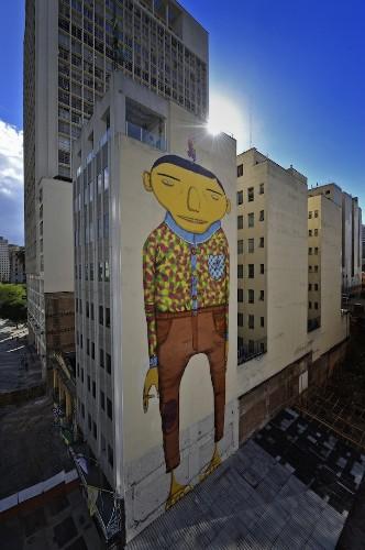 It's Coming: MOCA's Major Graffiti and Street Art Show