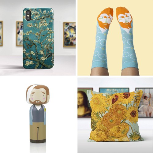 20 Fun & Artsy Gifts For the Van Gogh Fan in Your Life