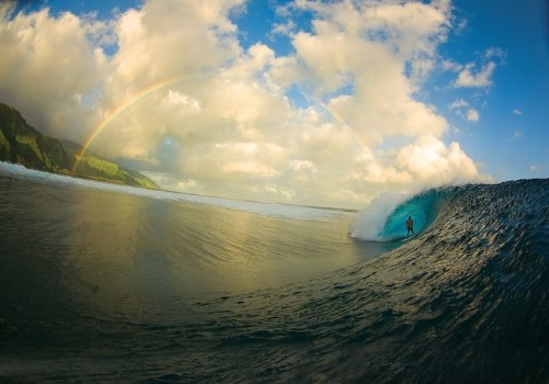 Pic of the Day: Surfer's Perfect Day