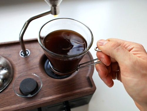 Innovative Alarm Clock Wakes Users with Freshly Brewed Coffee