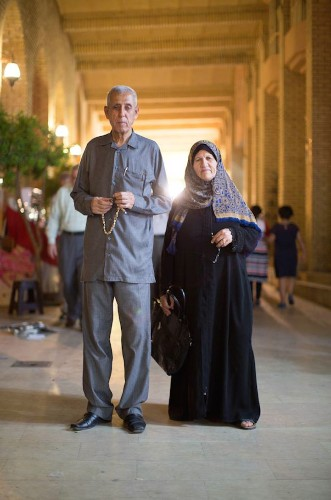 Humans of New York Shares Powerful Portraits of People in the Middle East