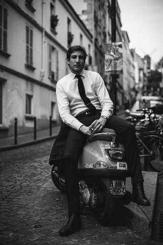 365 Days of Documenting Parisians Through Stunning Street Portraits
