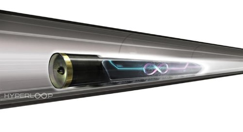 Supersonic Hyperloop Transit Turns a 2-Hour Trip Into Just 12 Minutes